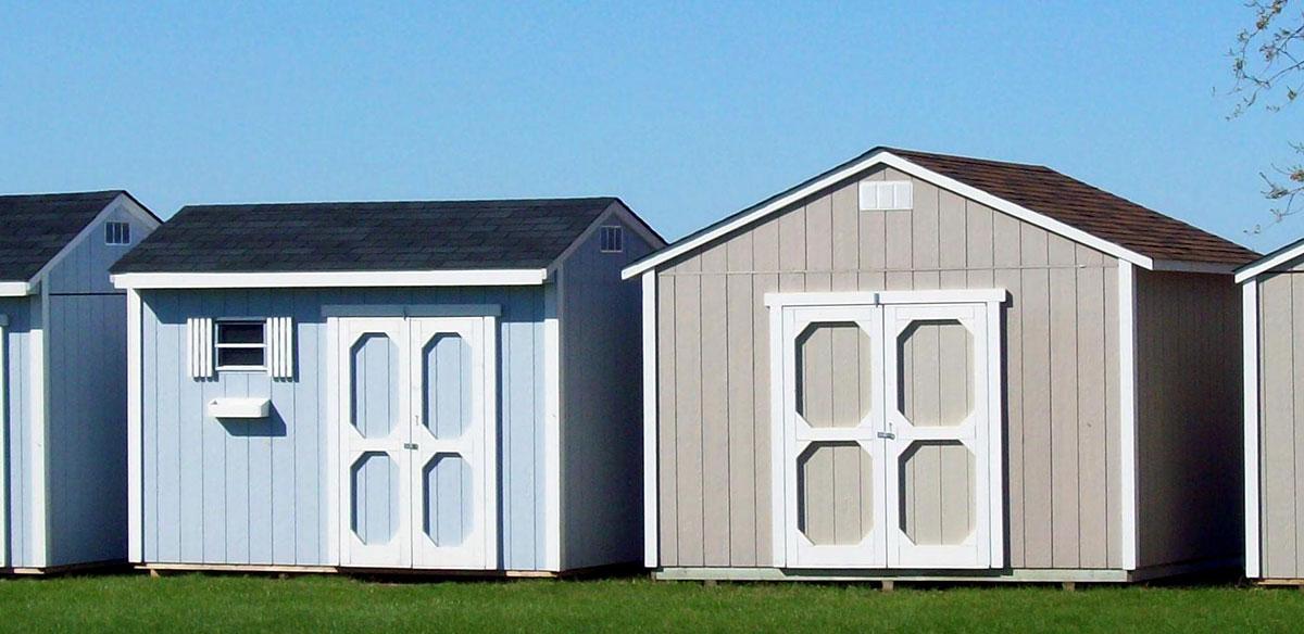 Wooden Sheds, Backyard Barns, Backyard Sheds, Potting Sheds, Storage Sheds